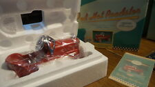 Hallmark Kiddie Car Classics 1940 Gendron Roadster Red Hot Pedal Car in Box