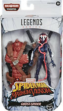 Marvel Legends Venom Series 6 Inch Figure BAF Venompool - Ghost Spider IN STOCK