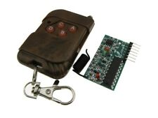 4 Channel 433MHz Remote Control & Receiver module Decoder SC2272-M4