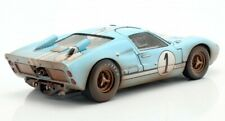 Shelby Collectibles 1:18 1966 Ford Gt Gt40 Mkii After Race Version Ken Miles New