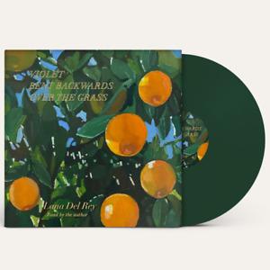Del Rey Lana Violet Bent Backwards Over The Grass Vinile Lp (Green Vinyl) Nuovo