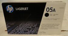 GENUINE HP CE505A  LaserJet Toner 05A P2035 P2055 Printer Sealed Box (2E2.71.JK)