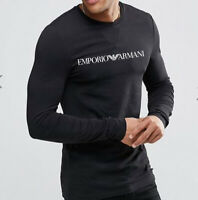 BNWT EMPORIO ARMANI Long Sleeve T-shirt sizes M & L & XL