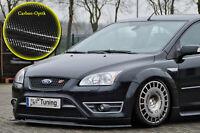 Spoilerschwert Frontspoiler ABS Ford Focus ST MK2 04-07 mit ABE Carbon Optik