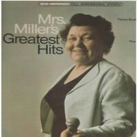Miller, Mrs. - Greatest Hits Vinyl STEREO LP record NM/EX Free Shipping