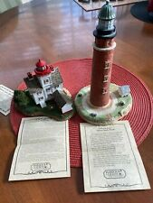 Harbour Lights Lighthouses-Ponce de Leon, Fl & Yaquina Bay, Or-Limited Editions