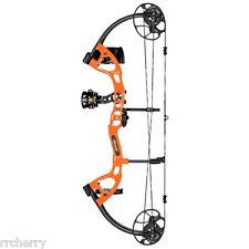 @NEW@ Bear Archery CRUZER LITE Orange RTH Youth Compound Bow Package! RH