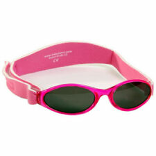 Baby Banz Sunglasses for 0 2 Years Pink