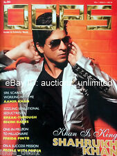 Oops Feb 2009 Shah Rukh Khan Shahrukh Aamir Asin Freida Pinto SRK Howard McCain