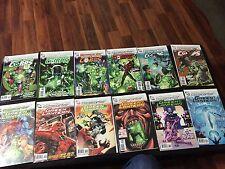 Brightest Day 17 Comic Lot 0 1 Green Lantern 53-58 Corps 47-52 Emerald Warriors