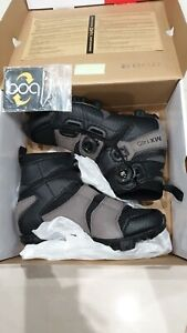 LAKE Water Resistant MX145 Winter Cycling Boots SPD Off Road MTB Size EU40 253mm