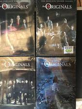 The Originals:Complete Season 1-4 DVD Set BRAND NEW