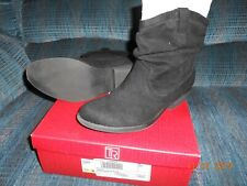 Womens Trend Report Rosie Black Boots Size 9M