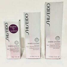 Shiseido White Lucent Intensive Spot Targeting Serum + CHOOSE SIZE New in Box!