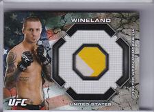 2013 TOPPS UFC #BR-EW EDDIE WINELAND RELIC 198/198 A024