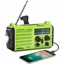 Weather Radio - Rocam Emergency Hand Crank