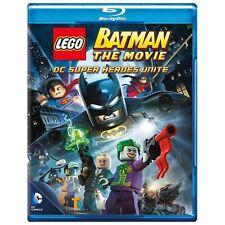 Lego Batman: The Movie DC Superheroes Unite BLU-RAY Jon Burton(DIR)