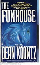 The Funhouse by Owen West and Dean Koontz (1994, Paperback)