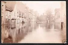 Shrewsbury. Floods.