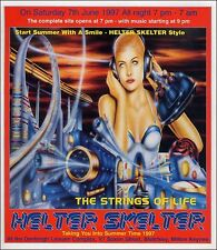 HELTER SKELTER - THE STRINGS OF LIFE (TECHNODROME CD'S) 7/6/97 (NORTH)