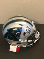 Luke Kuechly Carolina Panthers Signed Autograph Authentic Full Size Helmet Fanat