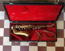 Dolnet Curved Soprano Saxophone Vintage & Rare 60's / 70's!!!Ready to play!!