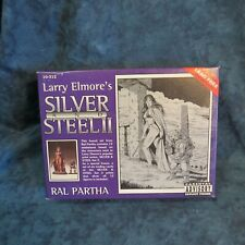 Ral Partha Larry Elmore's Silver and Steel Ii 10-312 Complete
