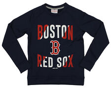 Outerstuff MLB Youth/Kids Boys Boston Red Sox Performance Fleece Sweatshirt