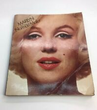 Vintage 1981 Book Marilyn The Classic by Norman Mailer Biography Marilyn Monroe.