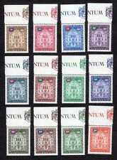 Elizabeth II (1952-Now) Architecture Postage European Stamps