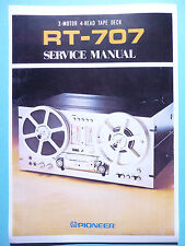 Service Manual-Anleitung für Pioneer RT-707