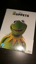 THE MUPPETS, BLU RAY STEELBOOK. (Sold Out, OOP).