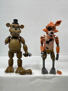 Funko Five Nights At Freddy's FNAF Foxy The Pirate Articulated 2 Figure Damaged