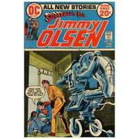 Superman's Pal Jimmy Olsen (1954 series) #152 in Fine condition. DC comics [*jd]