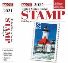 Scott 2021 United States Pocket Stamp Catalogue catalogus USA Katalog