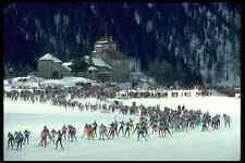 418036 Maratona di sci sul lago A4 foto stampa