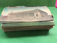 ANTIQUE 1908 - 1947 POSTCARDS STATE OF NEW YORK LOT OF 75 CARDS