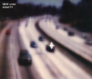 New Order - Krafty (2 trk CD / 2005)