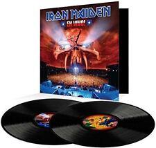 IRON MAIDEN - EN VIVO  3 VINYL LP NEU