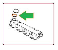 Opel Dichtung Dichtring Öldeckel Öleinfülldeckel