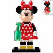 MINNIE MOUSE RED DRESS DISNEY MINIFIGURE FIGURE USA SELLER NEW IN PACKAGE