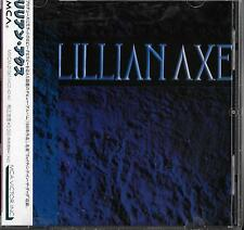 LILLIAN AXE Same JAPAN CD OBI 1992 MCA Rec MVCM-21061/ Keel Ratt Silent Rage