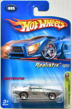 HOT WHEELS 2005 FIRST EDITIONS 1969 PONTIAC FIREBIRD T/A CHROME CUSTOM MADE W+