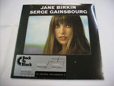 SERGE GAINSBOURG/JANE BIRKIN - SAME TITLE - LP REISSUE VINYL 180 GRAM 2016