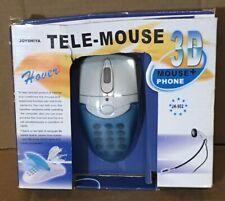 Vintage Joyshiya Hover Tele-Mouse 3D JH-902