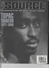 The Source Hip Hop magazine issue 86 Nov 96 (Tupac cover)