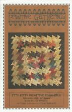 Itty Bitty Primitive Gatherings Pinwheels Quilt Pattern 1.5 Inch Twister Tool