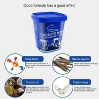 Multi-Purpose Cleaning Paste Steel Cleaner Home Kitchen Rust Stains Cleaning