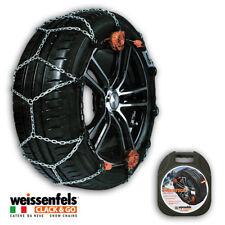 Snow Chains Weissenfels M44 Prestige Clack&go Gr 10 9MM 225/50 R16 225/50/16
