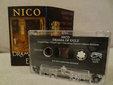 NICO Drama Of Exile / 1993 / MC CASSETTE